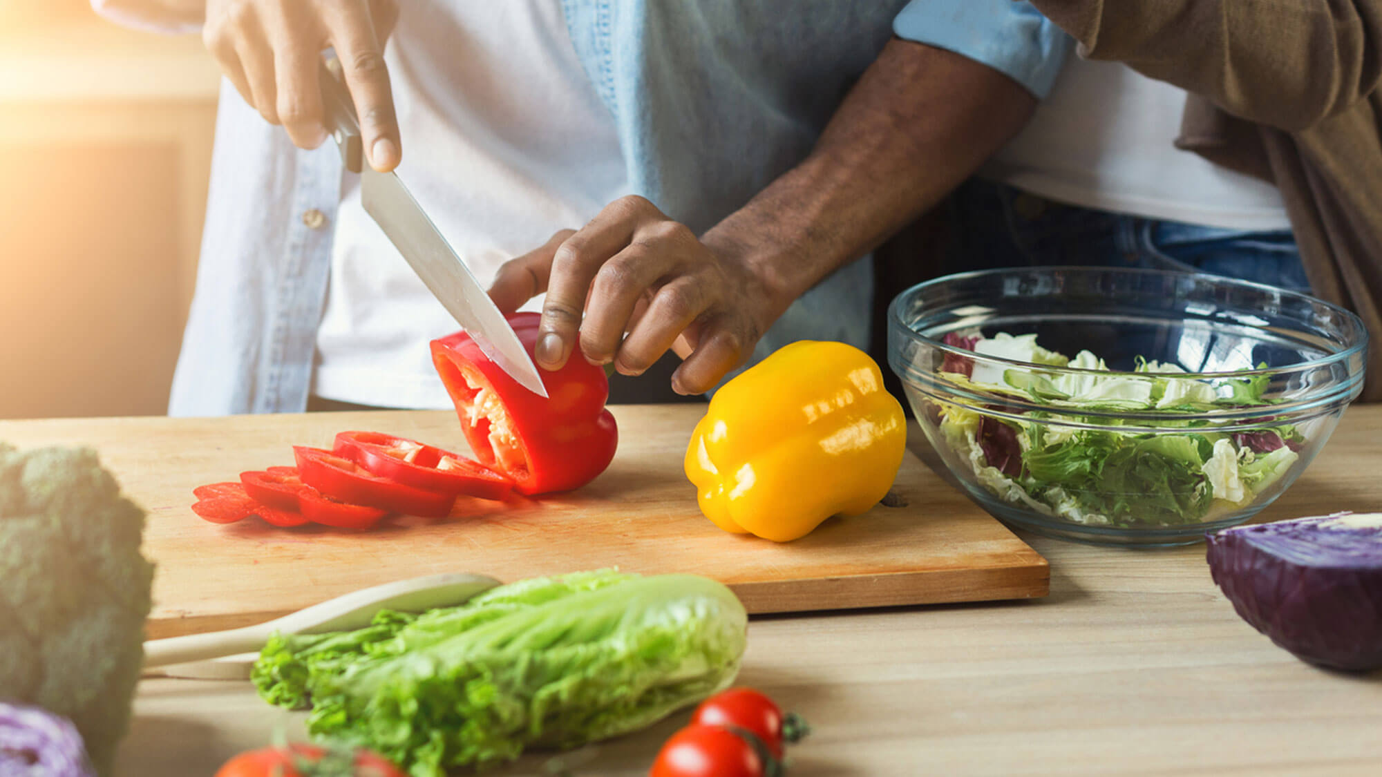 Get in the Habit of Meal Planning (and Prepping)